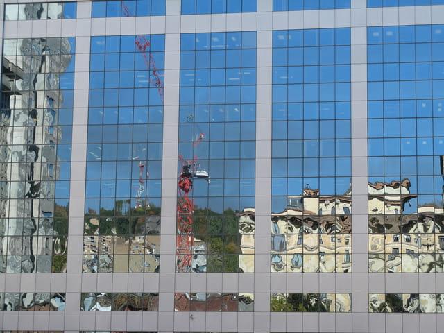 Construction hasardeuse