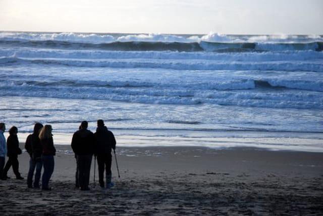 contemplons l'Océan Atlantique