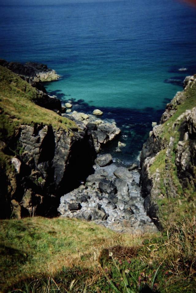 Cornwalls: paradis marin