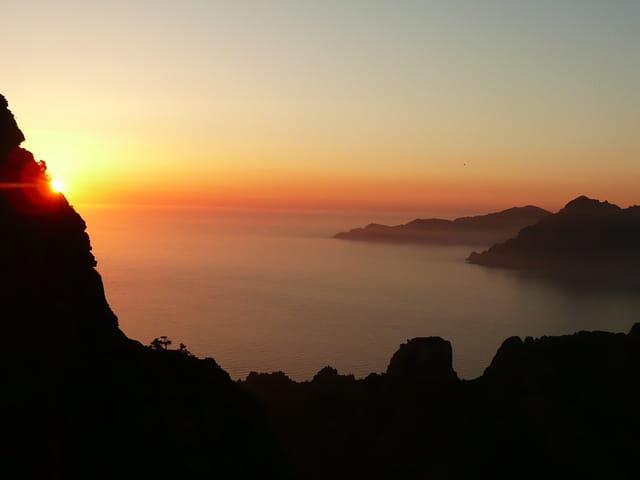Corse:calanques de Piana