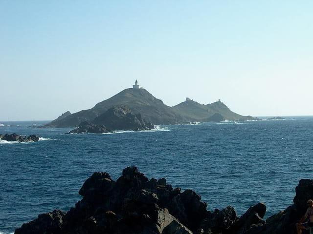 Corse île sanguinaire