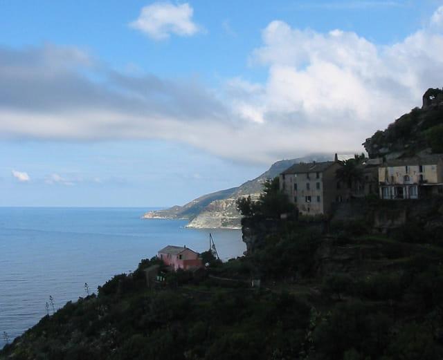 Corse. ombre et lumière