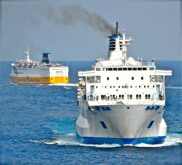 Corsica Ferries - SNCM