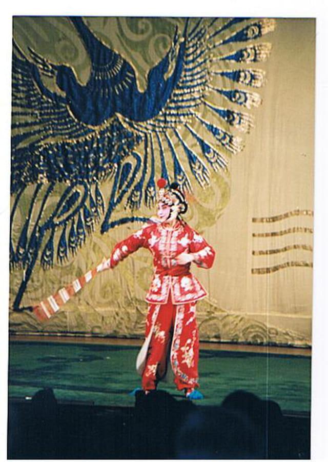 Costumes de l'opéra de Pékin