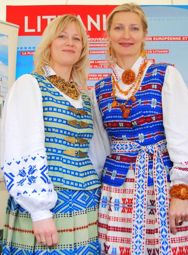 Costumes lituaniens