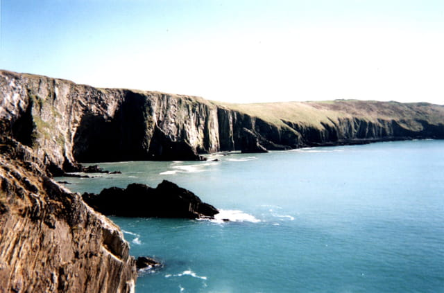 Cote sud d'Irlande