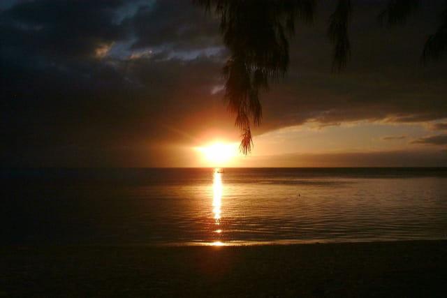 Coucher de soleil 06/08/03