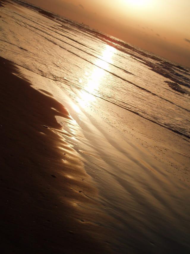 Coucher de soleil à paloma