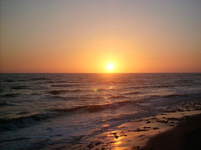 Coucher soleil 2