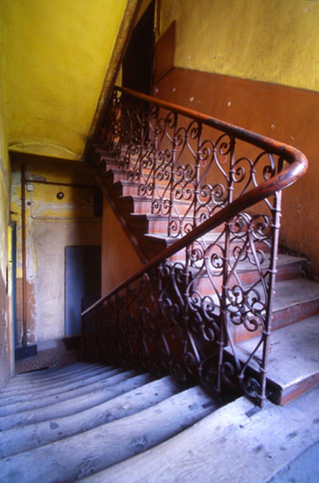 Couleurs d'escaliers