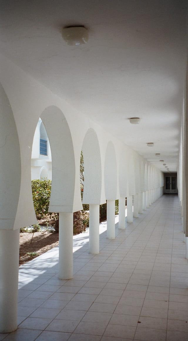 Couloir d'Hôtel