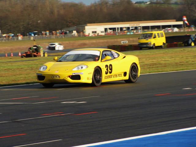Coupe de France des circuits - Ferrari - Nogaro.