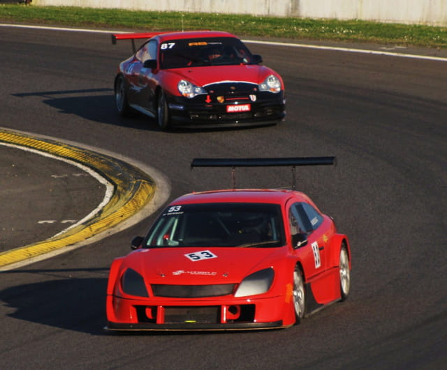 Coupe de France des circuits - NOGARO 2011.