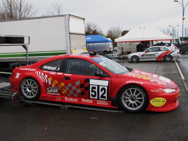 Coupe de France des circuits - Paul Armagnac - Nogaro.