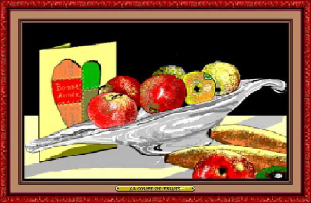 Coupe de fruits par paul arnoux sur l 39 internaute - Jeux ou on coupe des fruits ...