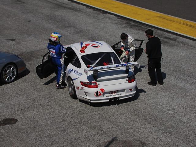 Coupe Porsche - Circuit de Nogaro