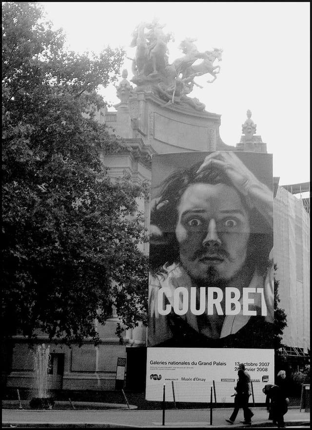 Courbet au Grand Palais