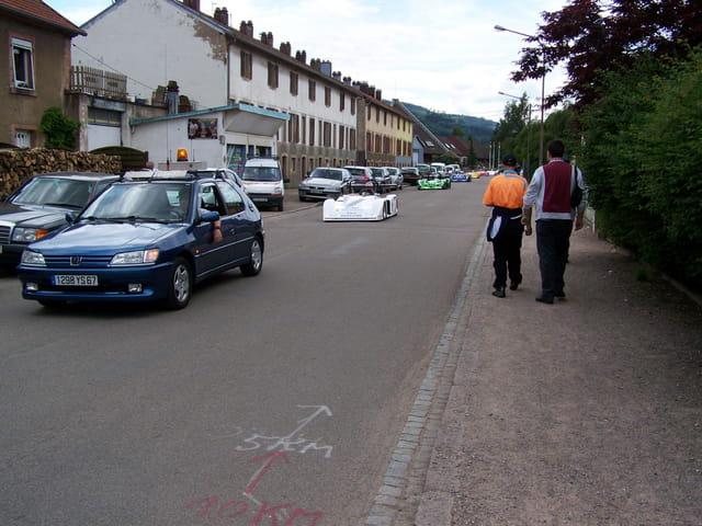 Course de cote La Broque VHC : 14 et 15 juin 2008