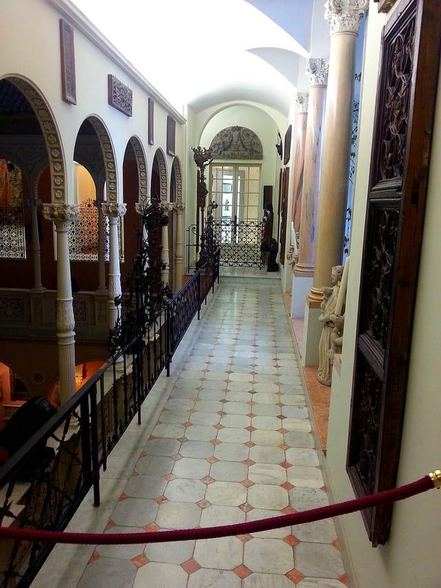 Coursives et Tapisseries du Vatican (1)