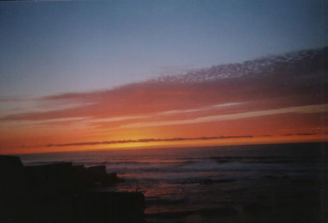 Crépuscule Marocain