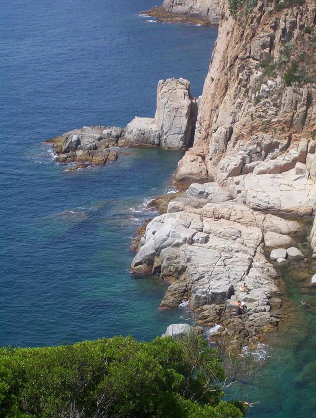 Crique a tossa de mar espagne