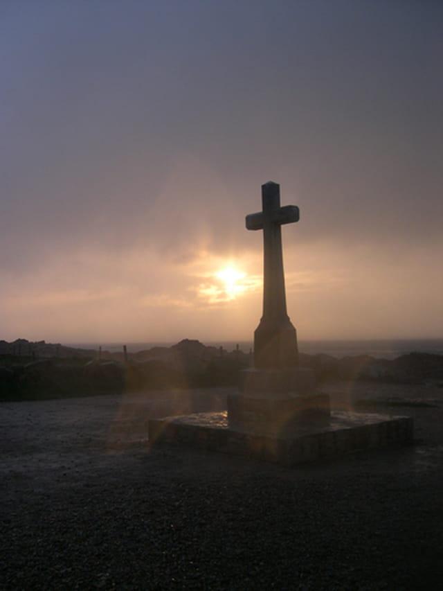 Croix du cap de la hague