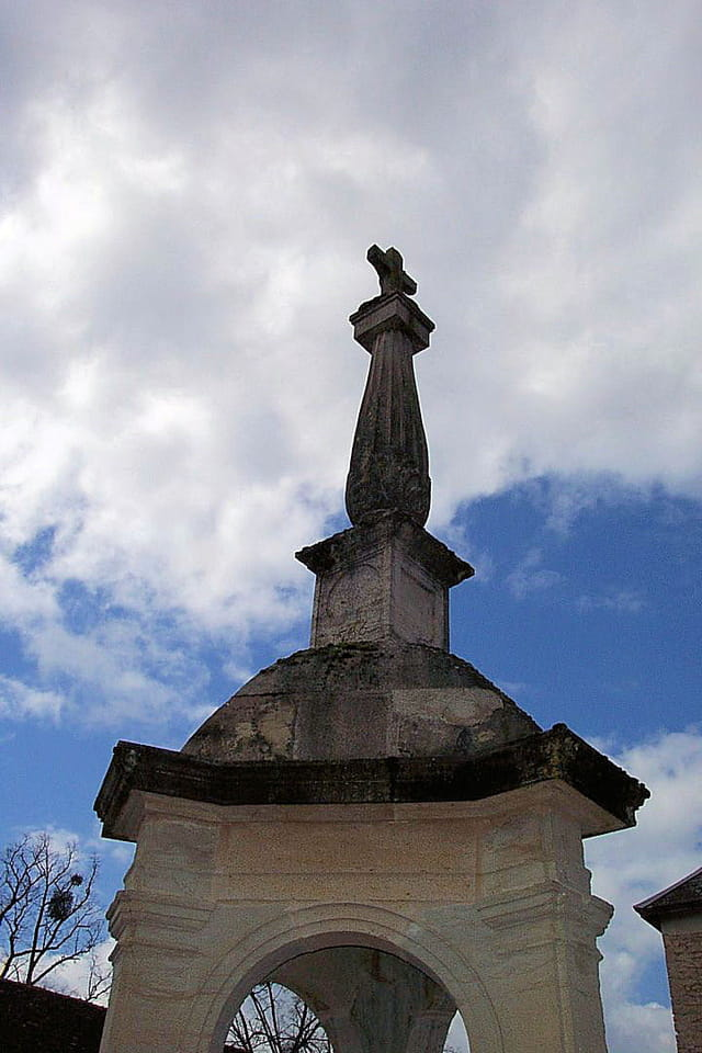 Croix du reposoir