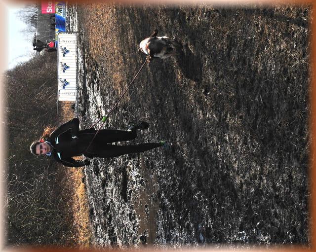 cross Cup Dour : courir avec son chien