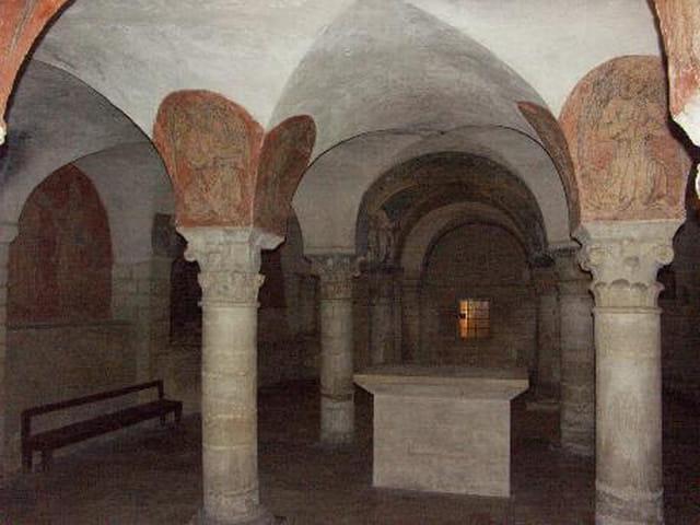 Crypte de bayeux