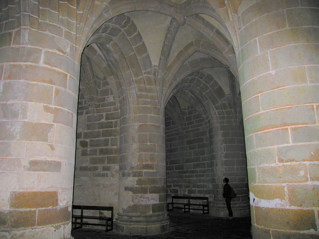 Crypte des Gros-Piliers (1)
