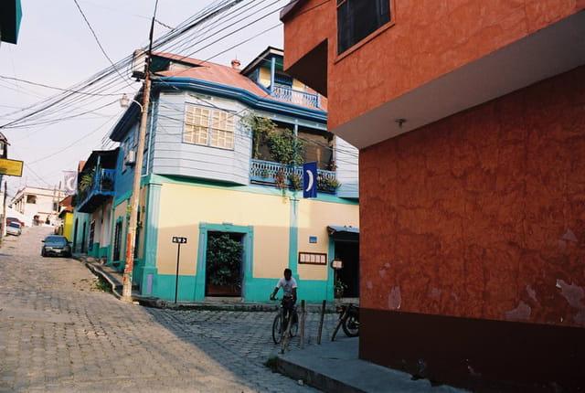Cuidad de Guatemala.