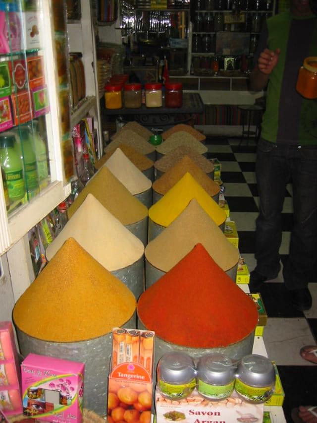 Cuisine à Marrakech