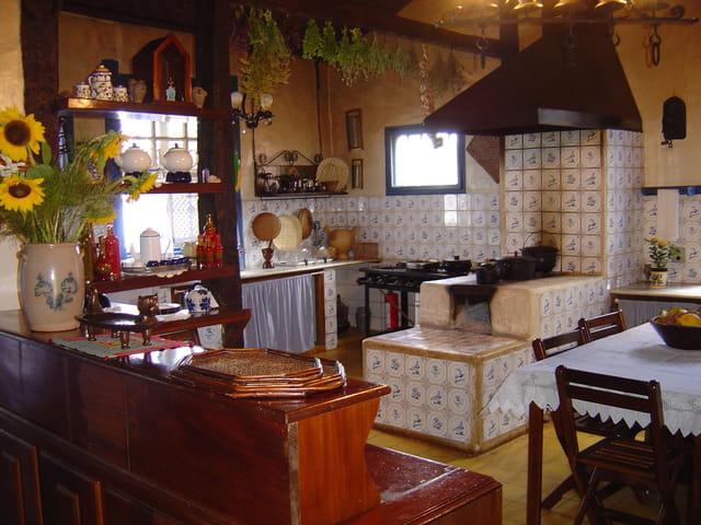 cuisine de ferme coloniale par sonia penna sur l 39 internaute. Black Bedroom Furniture Sets. Home Design Ideas