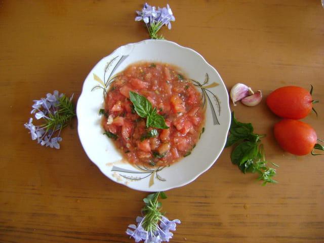 cuisine rapide sauce tomate naturelle