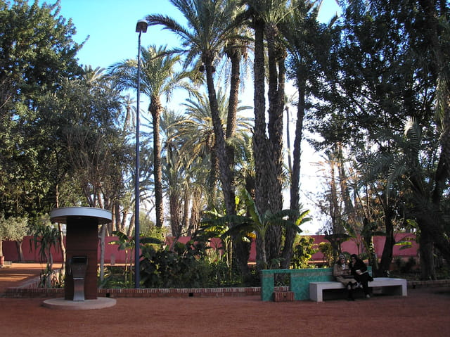 Cyber parc de marrakech