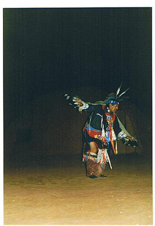 Danse des indiens Hopis