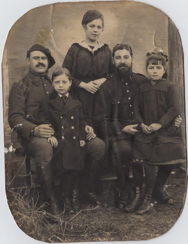 Dans l'album de Famille