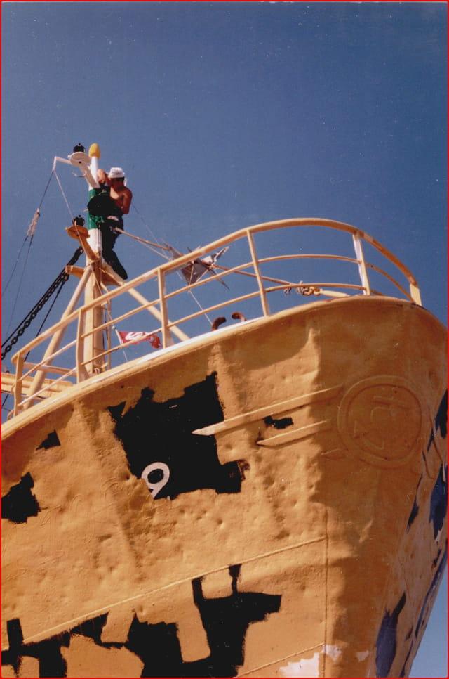 Dans la série : Réparation navale