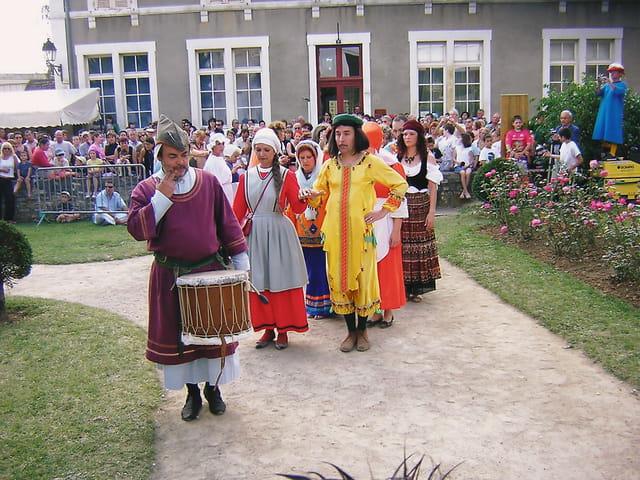 Danse ancienne à Déols