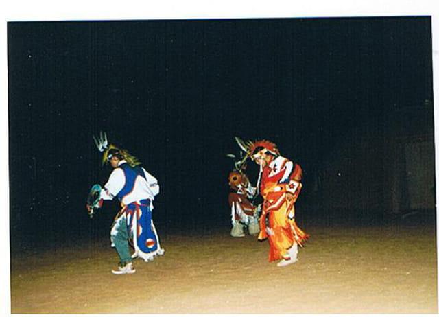 Danse des indien hopis