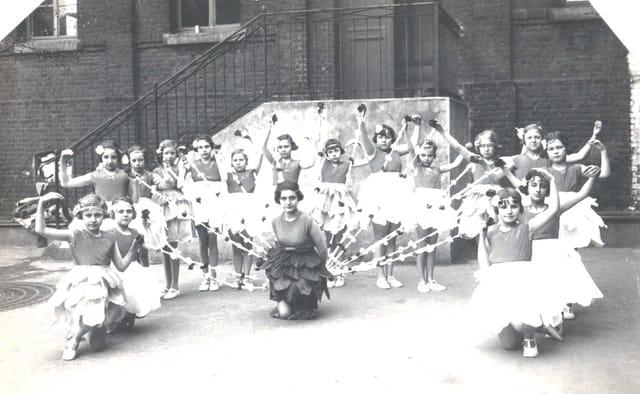 Danse en 1935