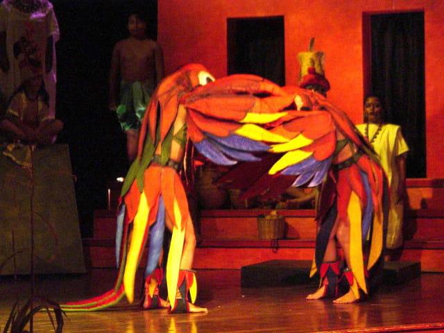 Danse maya