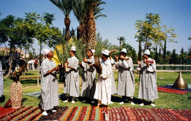 Danses marocaines
