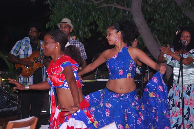 danseuse Réunionnaise