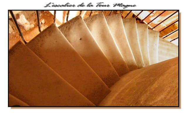De la lumière dans l'escalier