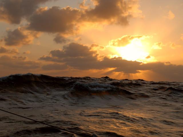 De la mer au soleil