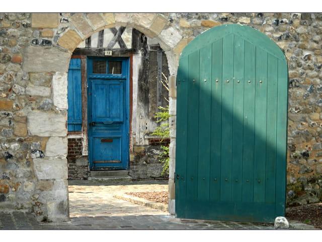 De porte à porte
