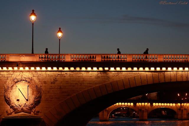 Déambulations Parisiennes