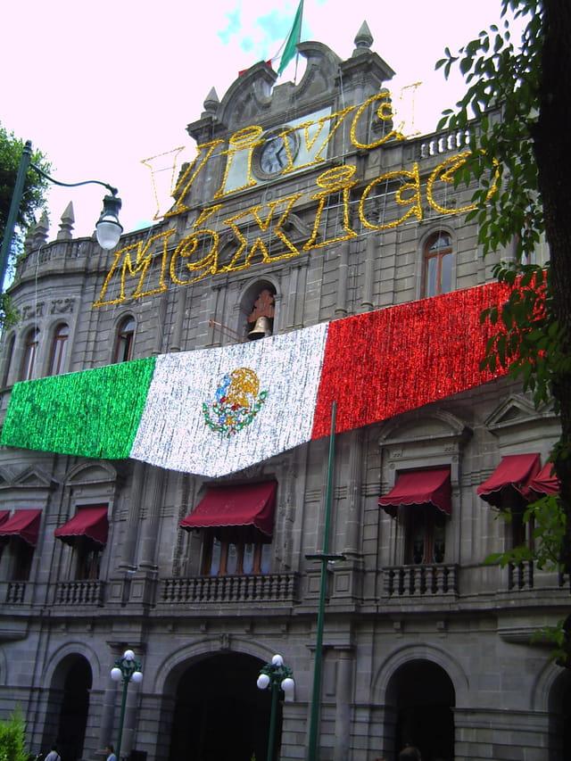 Décoration de Mexico