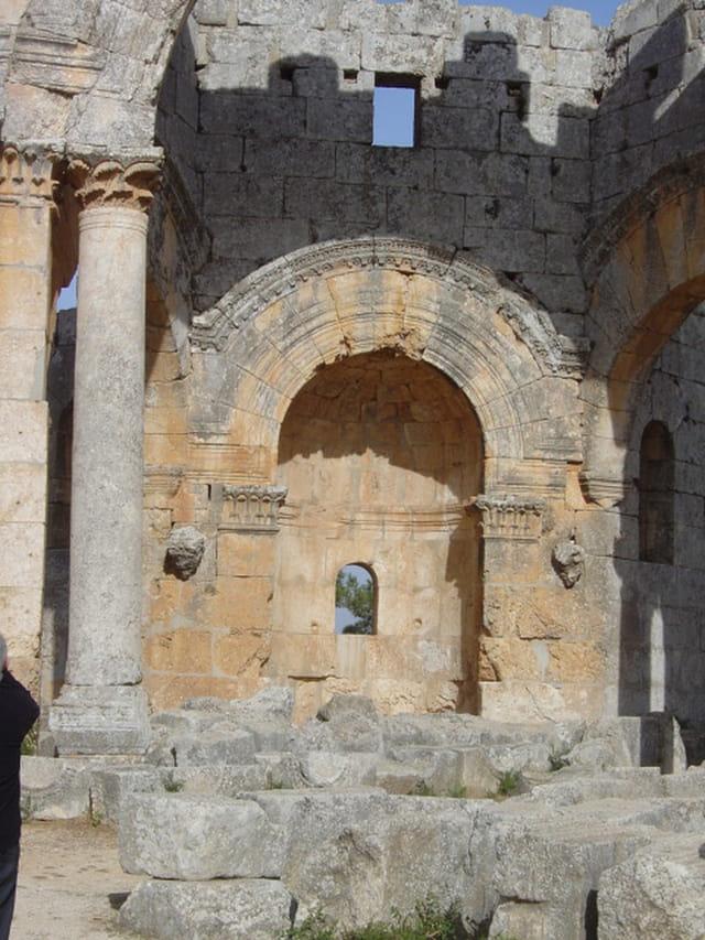 Décoration intérieur de la basilique